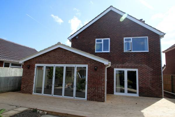 Residential Extension Commission: Wantage, Oxfordshire