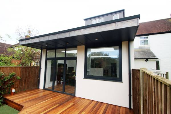 Residential Extension Commission: North Oxford, Oxford, Oxfordshire 9