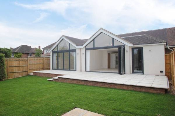 Residential Extension Commission: Henley-on-Thames, Oxfordshire