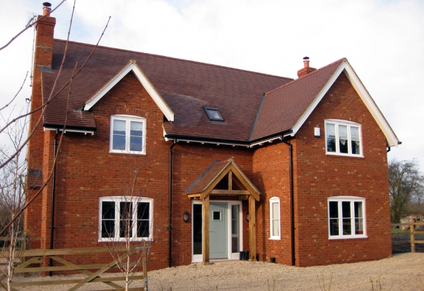 Residential New Build Commission: Nash, Buckinghamshire