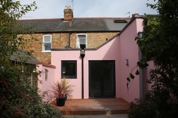 Residential Extension Commission: East Oxford, Oxford, Oxfordshire 2