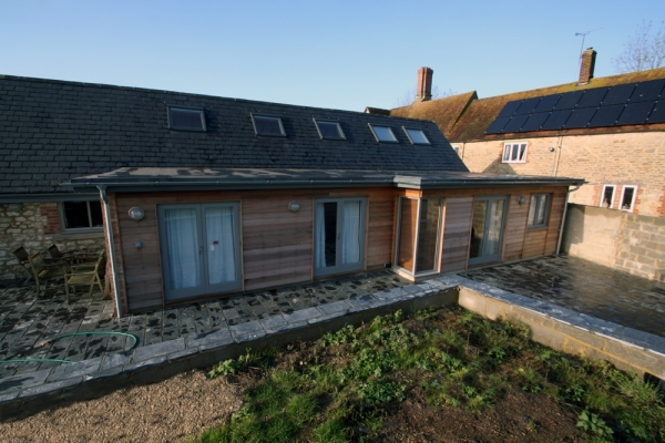 Residential Extension Commission: Farmoor, Oxford, Oxfordshire