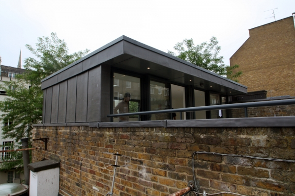 Residential Extension Commission: Westminster, London