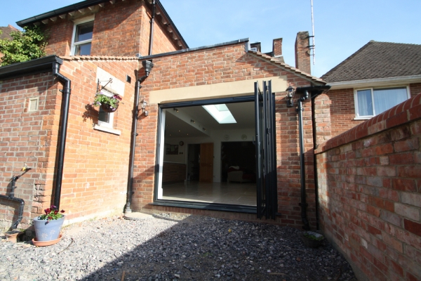 Residential Extension Commission: East Oxford, Oxford, Oxfordshire 11