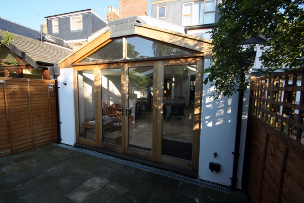 Residential Extension Commission: East Oxford, Oxford, Oxfordshire 5