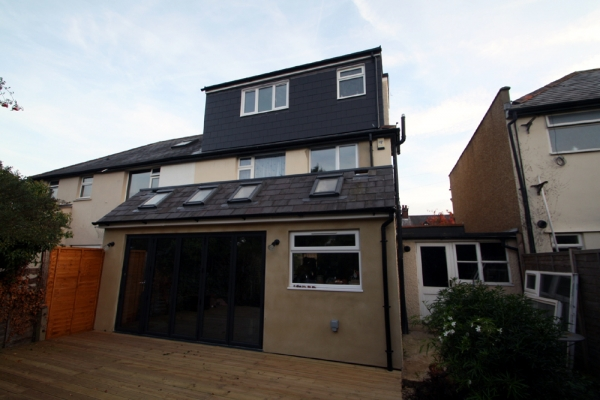 Residential Extension Commission: East Oxford, Oxfordshire 12