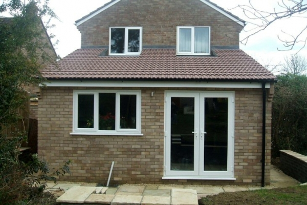 Residential Extension Commission: Kennington, Oxford, Oxfordshire 2