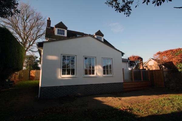 Residential Extension Commission: Tiddington, Oxfordshire