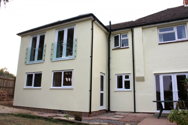 Residential Extension Commission: Kennington, Oxford, Oxfordshire