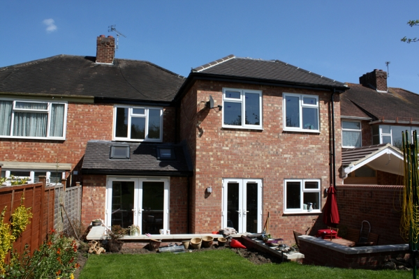 Residential Extension Commission: Botley, Oxfordshire 4