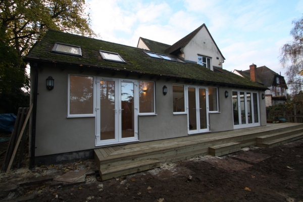 Residential Extension Commission: Iffley, Oxford, Oxfordshire