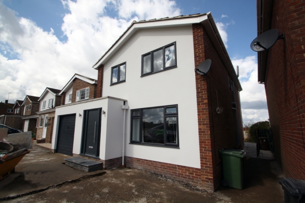 Residential Extension Commission: Ewelme, Wallingford, Oxfordshire