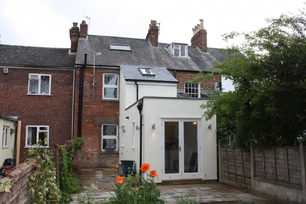 Residential Extension Commission: Grandpont, Oxford, Oxfordshire