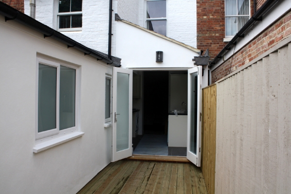 Residential Extension Commission: East Oxford, Oxford, Oxfordshire 8