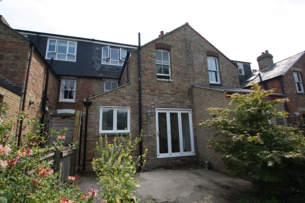 Residential Extension Commission: Grandpont, Oxford, Oxfordshire 02