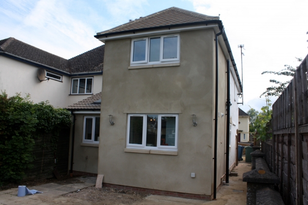 Residential Extension Commission: Wolvercote, Oxford, Oxfordshire