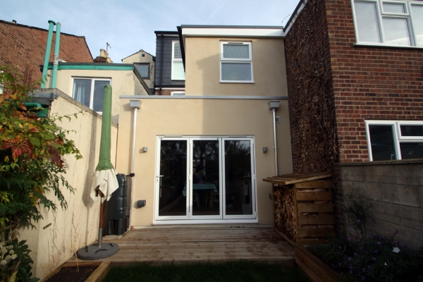 Residential Extension Commission: East Oxford, Oxford, Oxfordshire 15