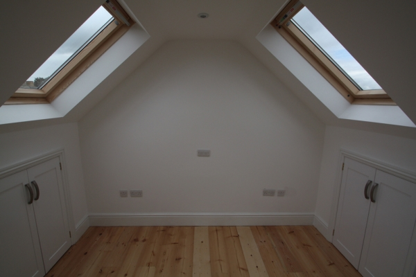 Residential Loft Conversion Commission: North Oxford, Oxford, Oxfordshire 3