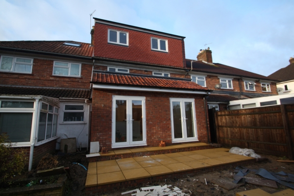 Residential Loft Conversion Commission: Headington, Oxford, Oxfordshire 7