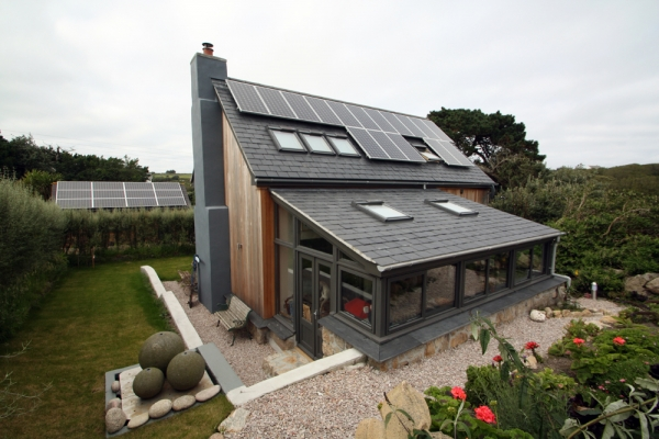 Residential New Build Commission: St Marys, Isles of Scilly