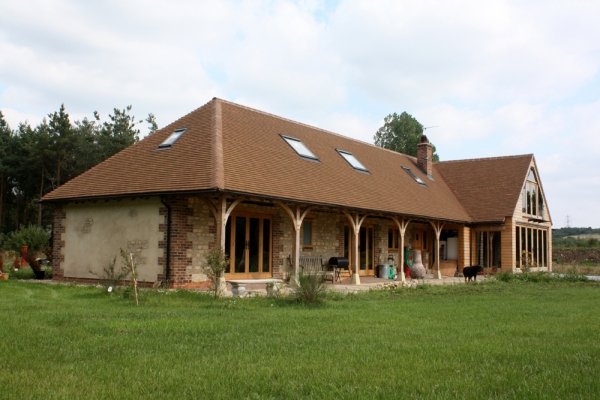 Residential New Build Commission: Boarstall, Buckinghamshire