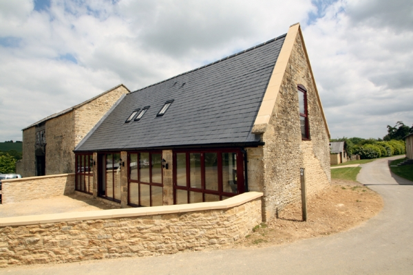 Commercial Barn Conversion Commission: Chipping Norton, Oxfordshire