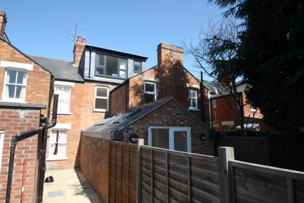 Residential Extension Commission: East Oxford, Oxford, Oxfordshire 18